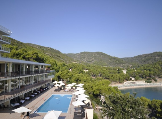 Esterni del Resort