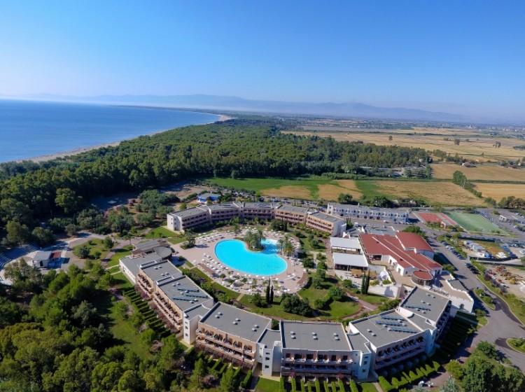 Esterno del Resort #esterni
